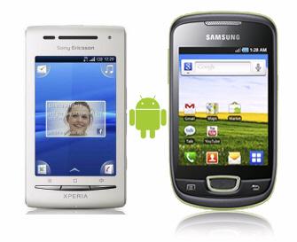 Rencananya saya pengen nyobain ponsel Android. Bisa dibilang akan ...